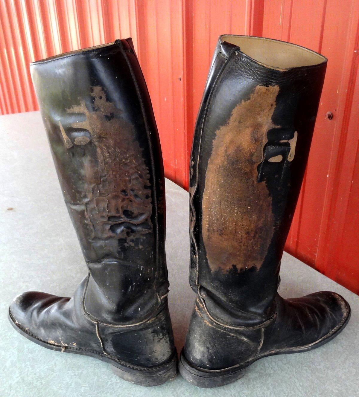 Restoring a Beautiful Finish on Worn Leather Goods - Hawk Hill