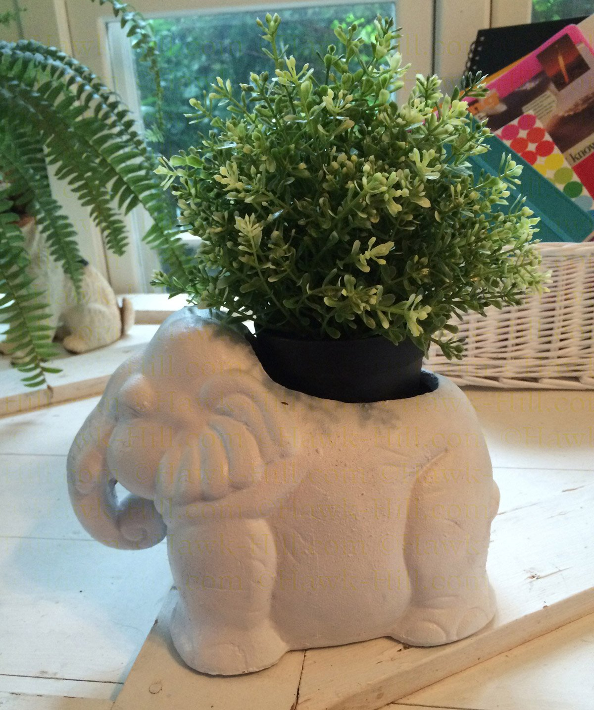 hacking Ikea's potted herb plants