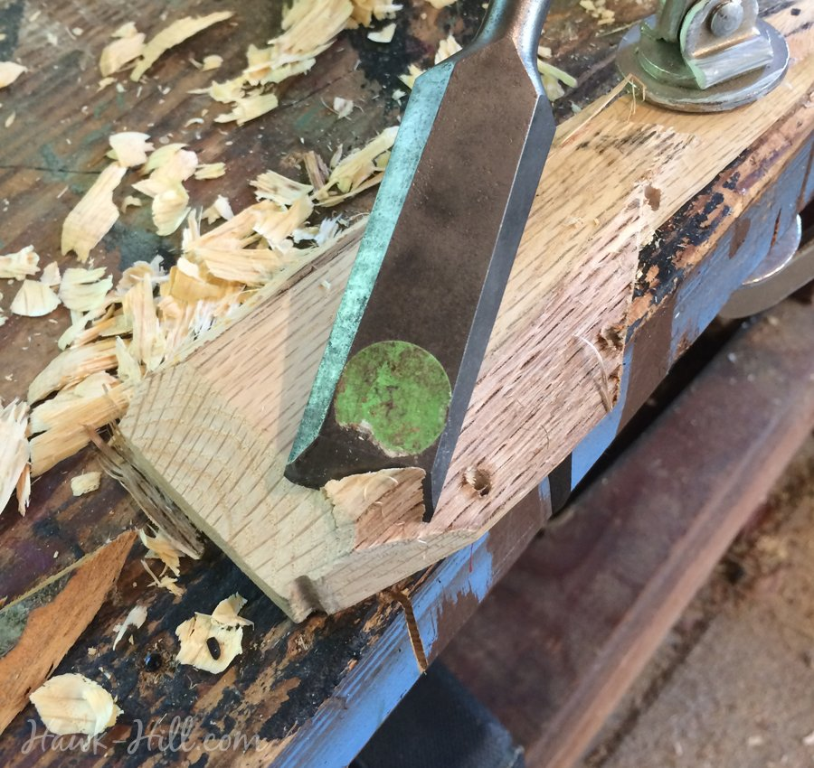 How To Carve your Own Spoon from a Fallen Tree 614