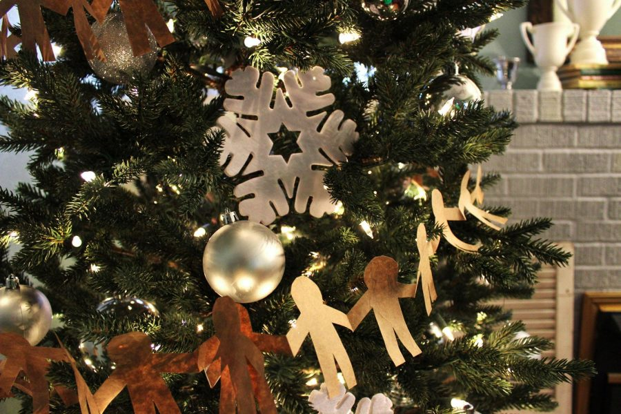 handmade ornaments and garland sell well around the holidays