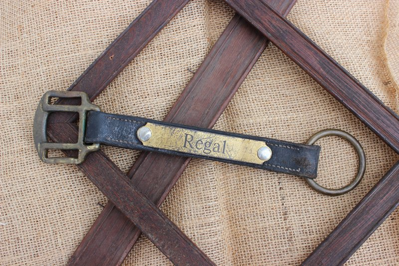 frame old engraved halter parts to make a memory wall of all the horses you've owned
