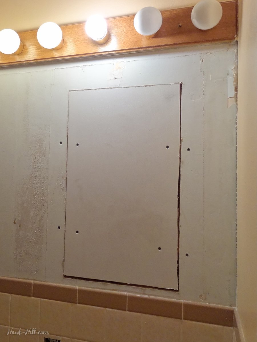 300 Bathroom Remodel Installing Shiplap Or Paneling Over Tile Hawk Hill