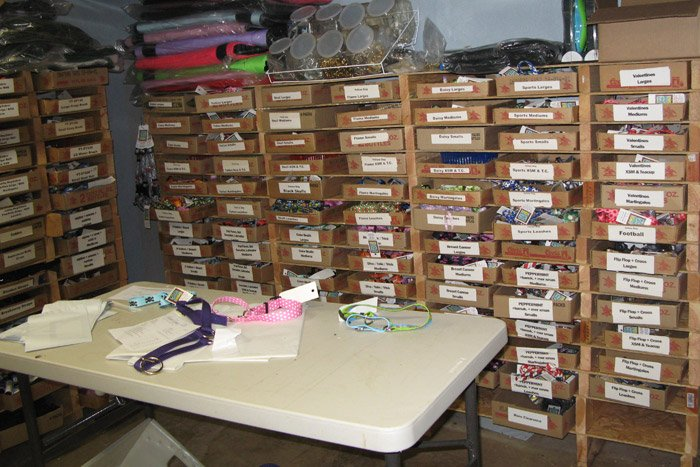 Cheap shelving for mass storage on a budget