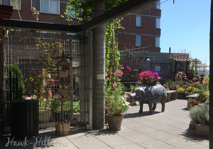 Pike Nursery Near Me: Pike Place Market's Secret Garden