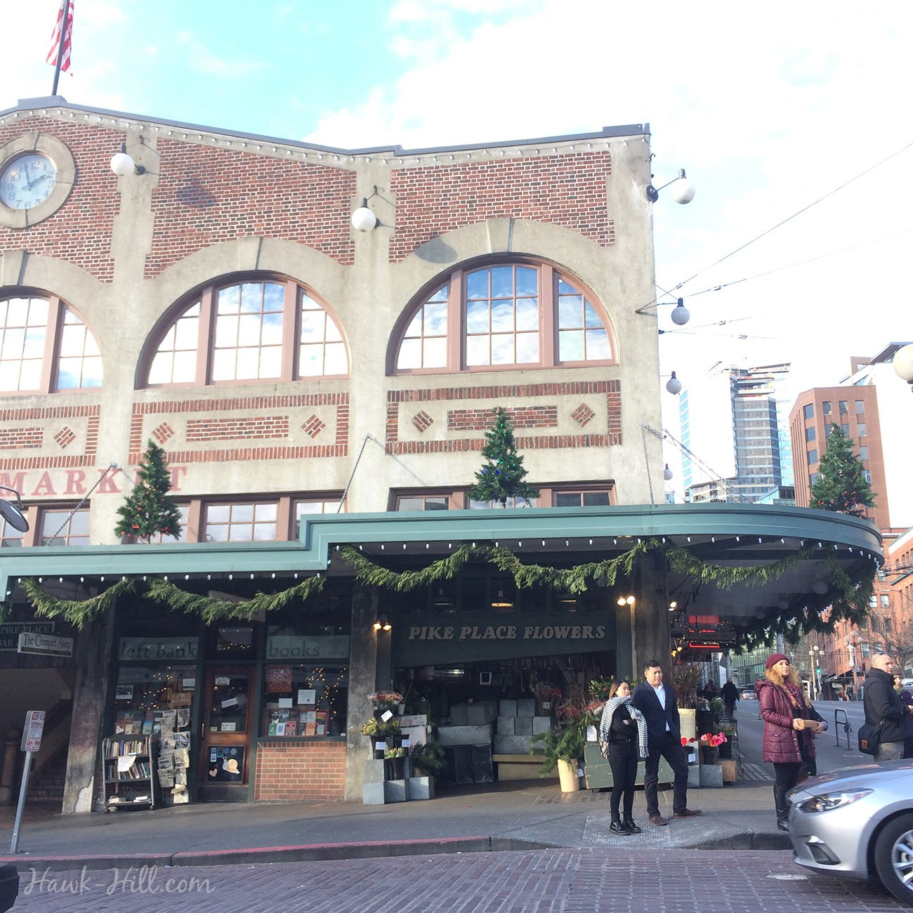 guide to pike place market