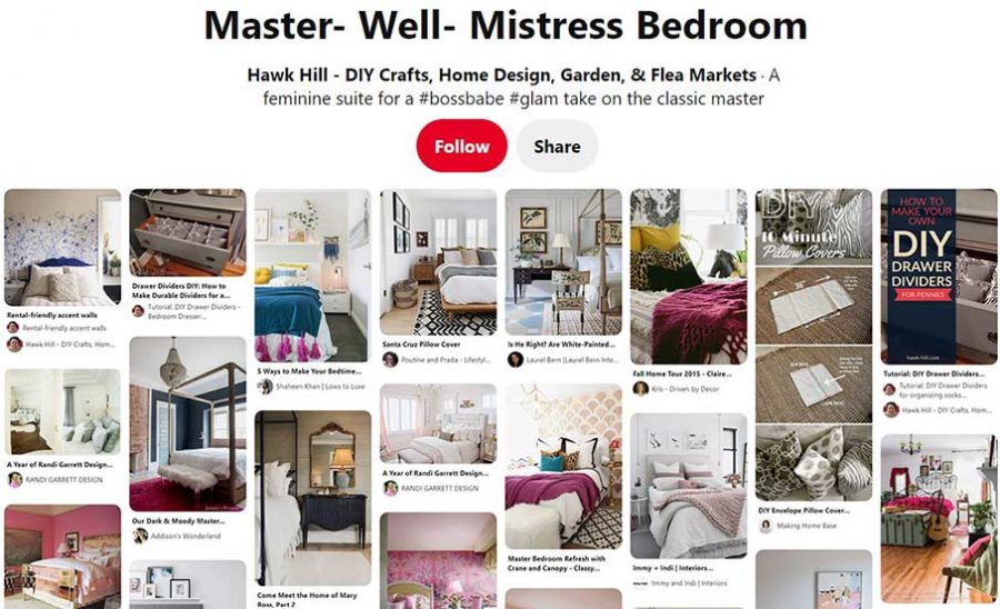 Boss Lady Glam Bedroom Decorating Ideas For Single Women S Master Bedrooms Hawk Hill