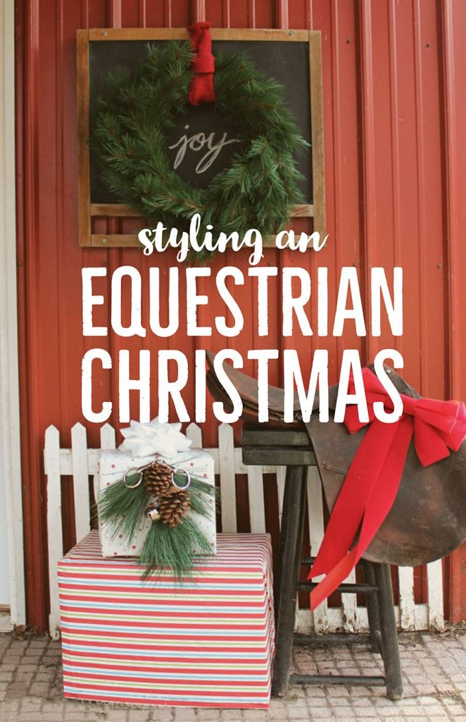 14 Ideas For Stylish Horse Christmas Decorations Hawk Hill