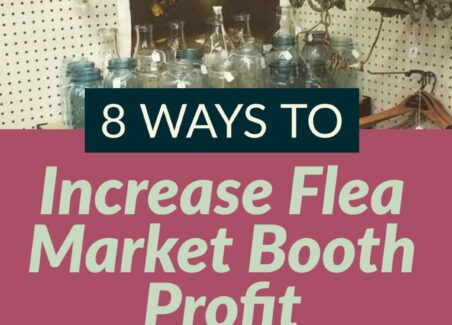 8 easy tips to boost profit for your flea market business