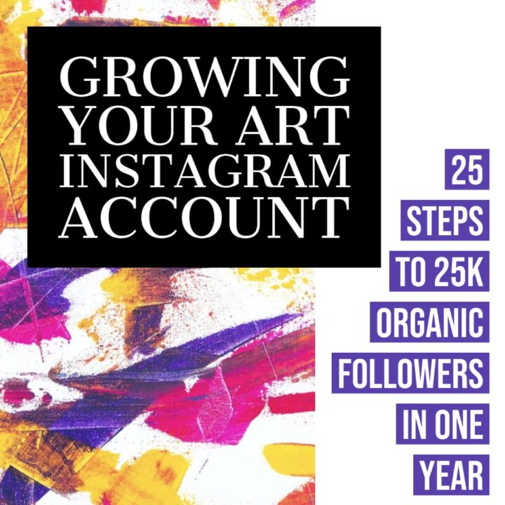 25 steps to 25k Organic Followers in One Year