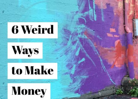 Creative ways to make money as a grad student