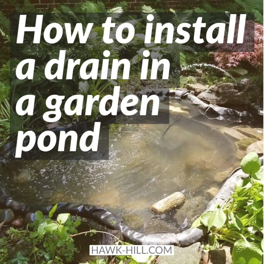 Installing a gravity drain in your pond takes about 15 minutes and makes pond clean-outs easy, fast, and energy efficient. Find detailed instructions and learn more about how to purchase an unobstructed drain type