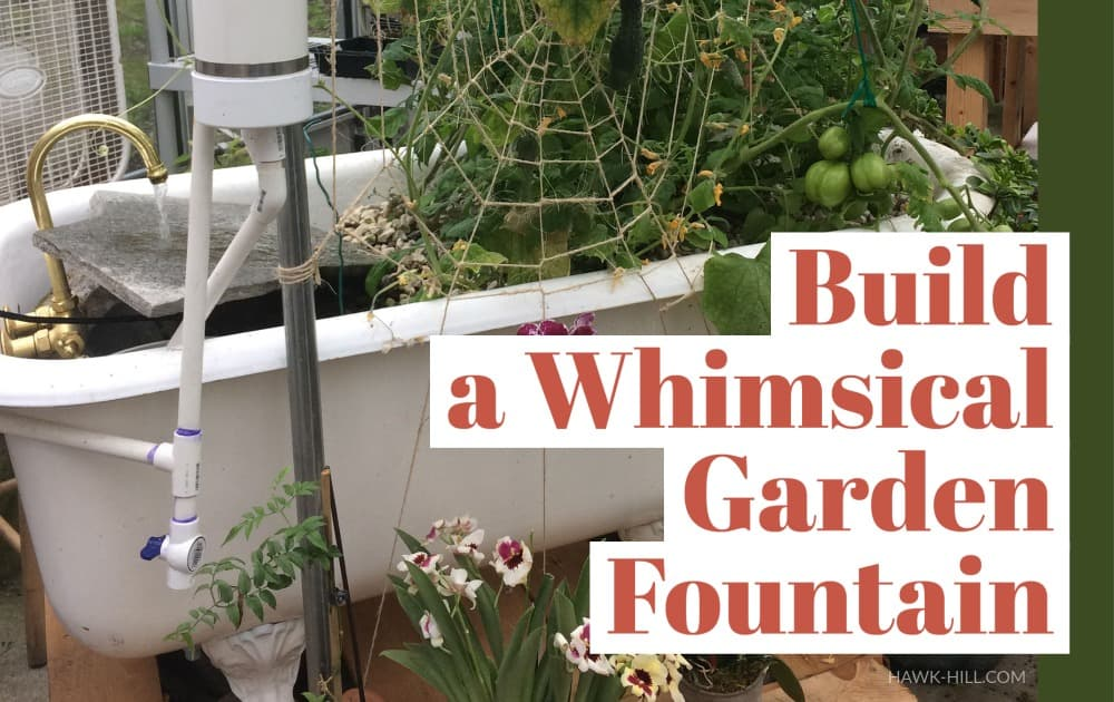 How to build a whimsical garden found for under $25