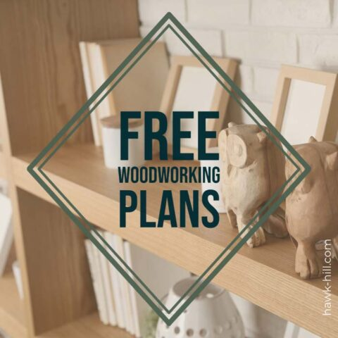 free printable 3-D woodworking plans