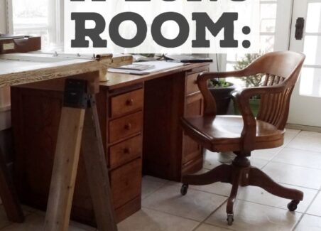 How to decorate along the narrow room, see my narrow porch transform into a sunny studio