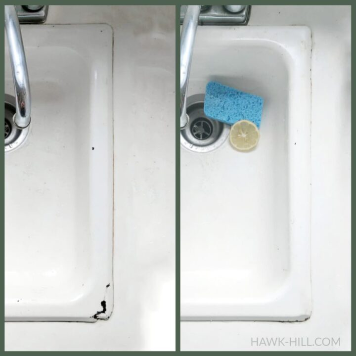 Making basic repairs to chipped cast iron sinks and tubs is easy and takes just two steps