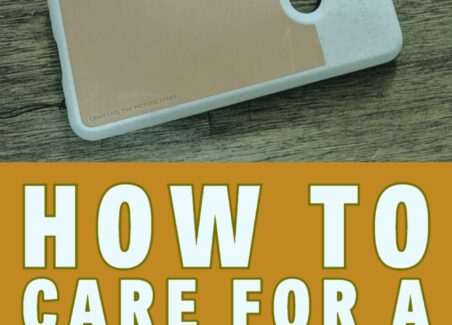 How to care for a leather phone case - tips and tricks