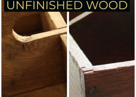 How to restore antique unfinished wood like barn wood for all toolboxes