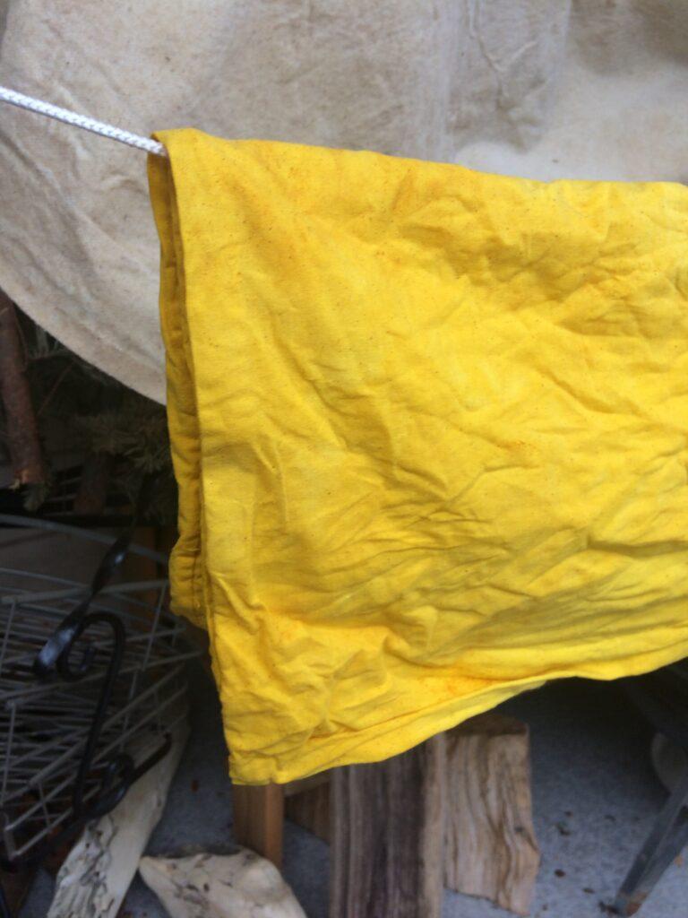 DIY Clothes Dye