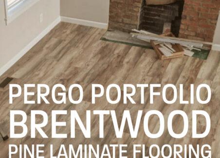 brentwood pine floor