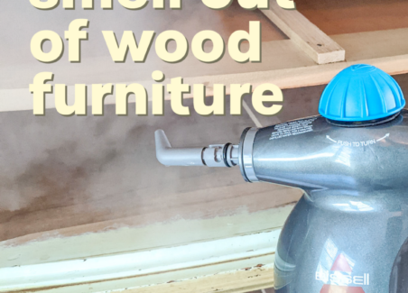 How to Remove Cigarette Smoke Smell from Wood Furniture