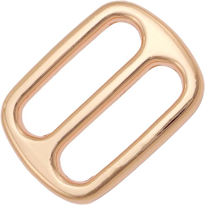 rose gold dog collar hardware- slide