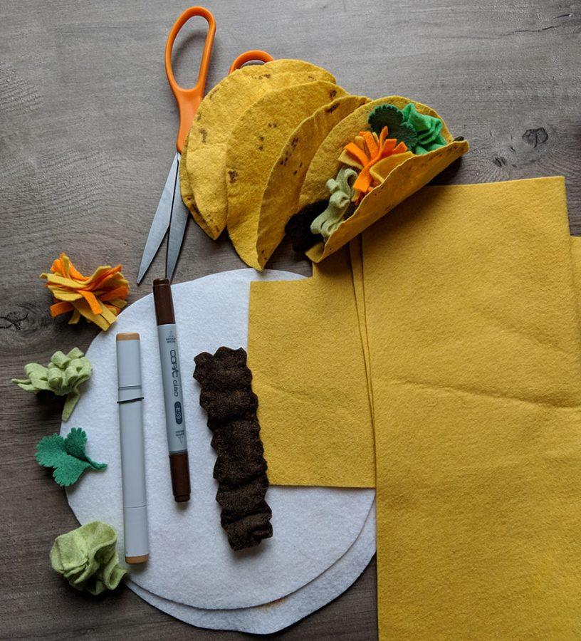 felt tacos under constructions